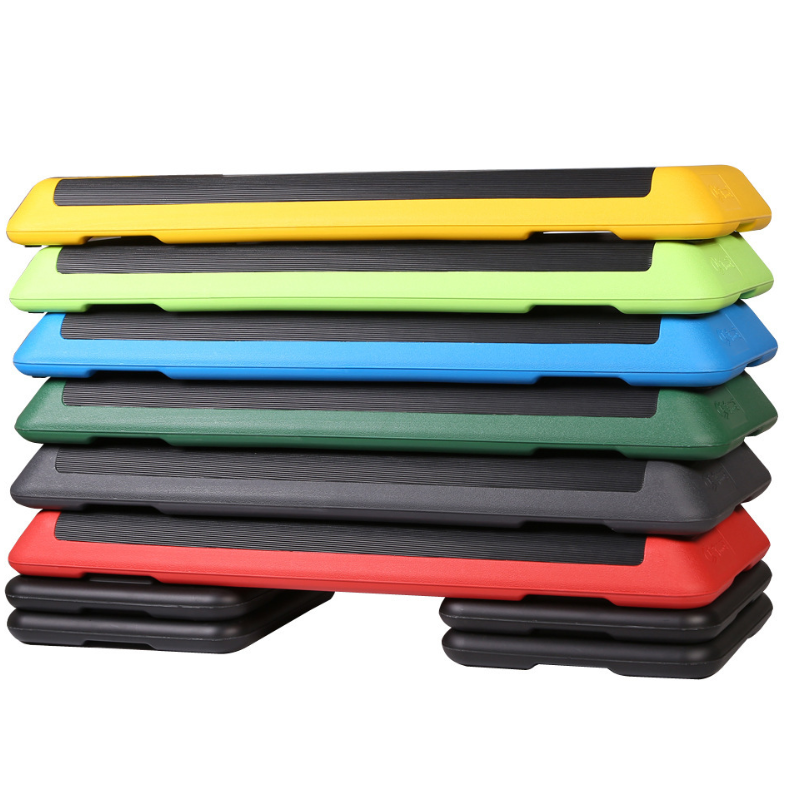 110*40*10/15/20cm Adjustable PVC aerobics stepper board step for gym sports fitness