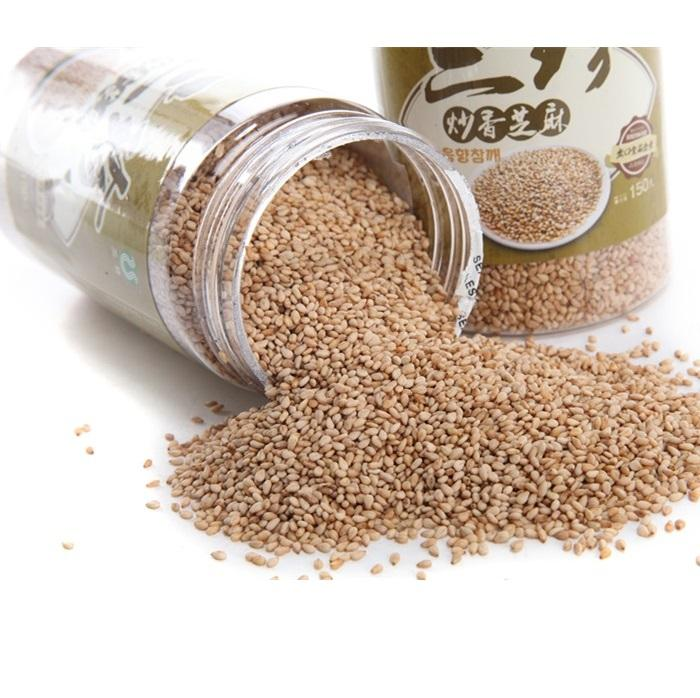30KGS/Bag High Quality Low Price Roasted Natural White Sesame Seeds
