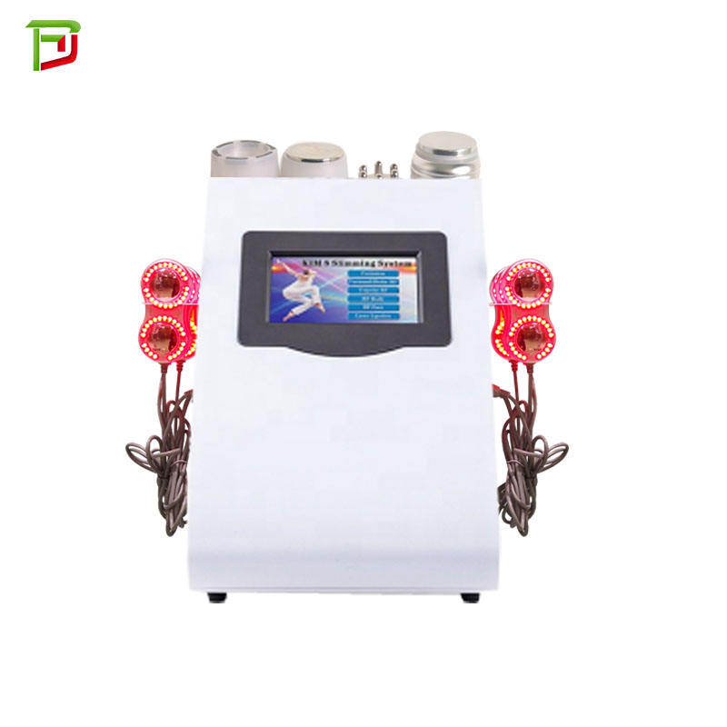 2020 new Ultrasonic liposuction slimming fat removal portable cavitation machine Vacuum RF weight losss EMS beauty equipment