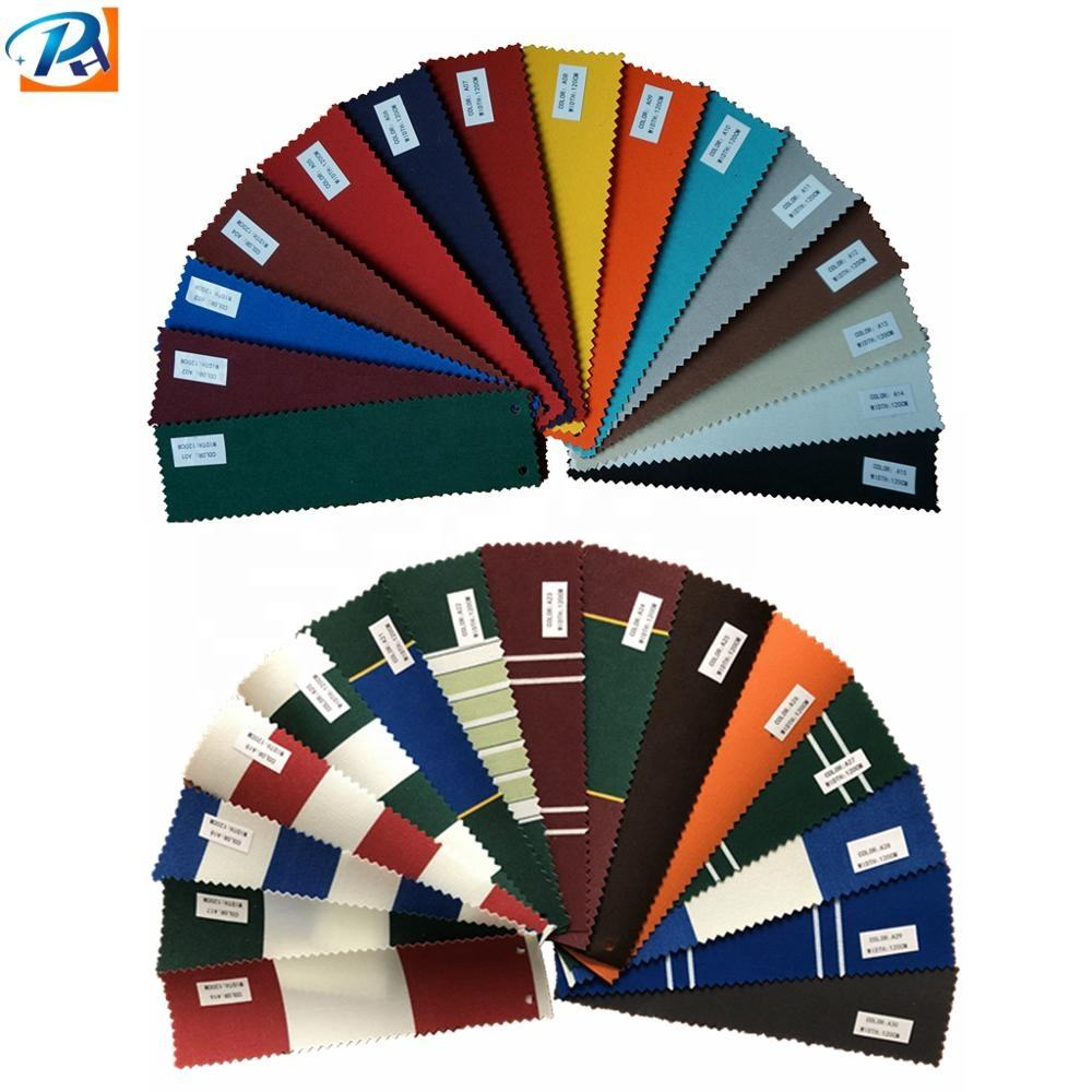 5 years warranty 100% solution dyed acrylic outdoor awning fabric