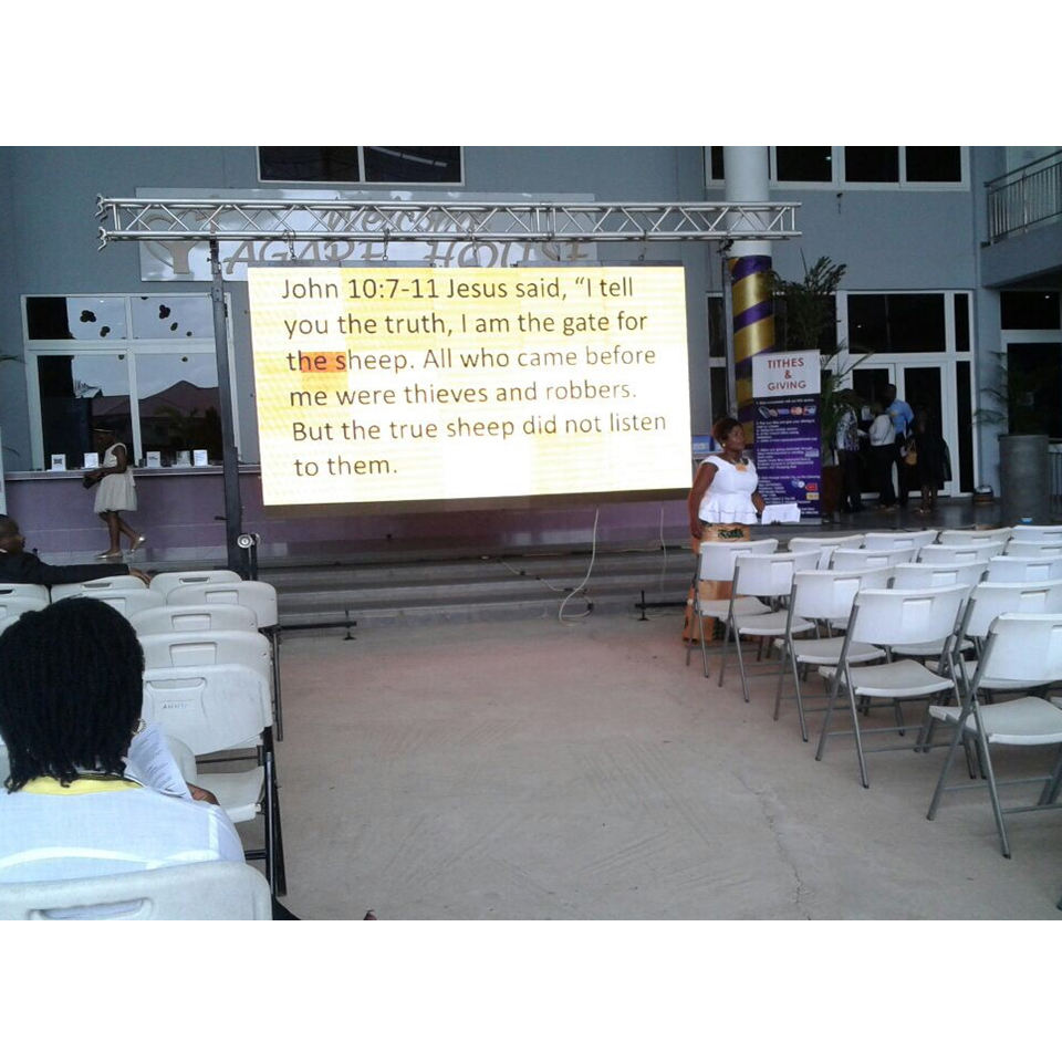 Promotion New Product indoor P3.91 Rental Panel Display