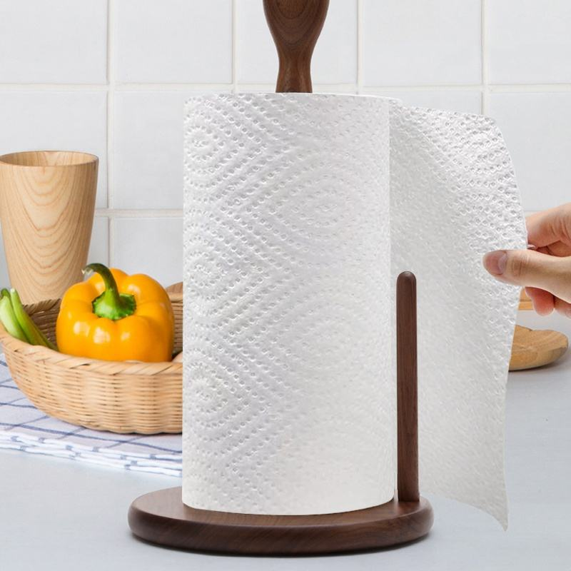 Kitchen Paper Tissue Hot Sale Kitchen Paper Towel Strong Oil Absorption Kitchen Towel Embossed Kitchen Roll Tissues