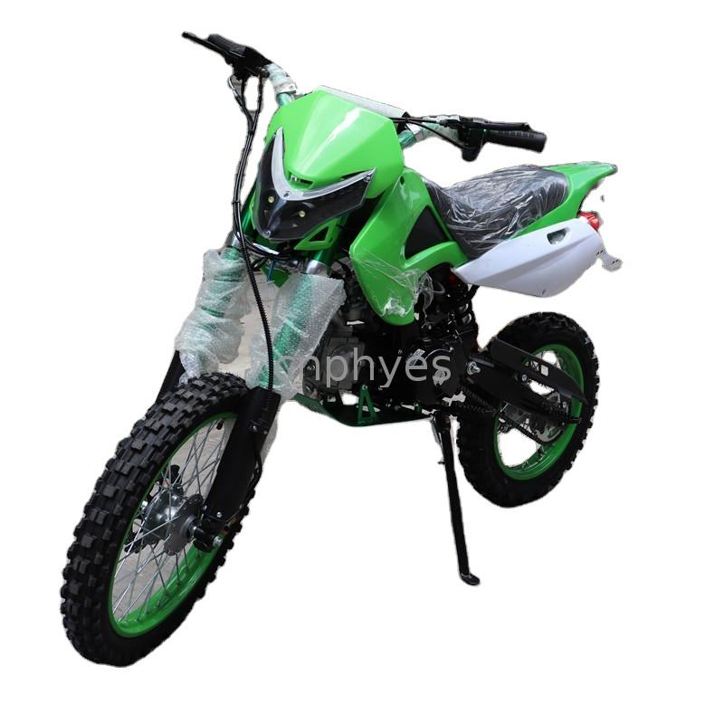 PHYES 125cc 4 stroke motorcycle Cheap off road 125cc dirt bike gasoline and petrol motor bike