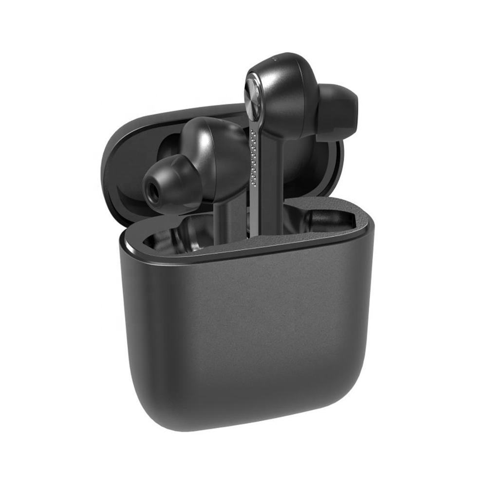 In Ear TWS Earbud Noise Cancelling Hands Free 5.0 Earphone Mobile Accessories Radio Headset With Charging Box
