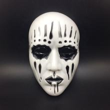 Halloween  terror cosplay PVC mask Joey slipknot mask for sale