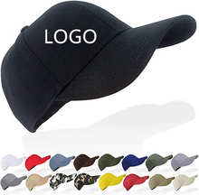 Wholesale women men embroidery Dad hats custom logo sport baseball caps