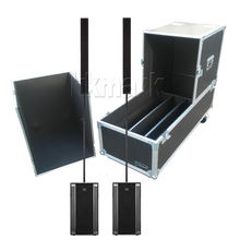 Speaker Flight Case For RCF EVOX 12 Speaker Compact Array System