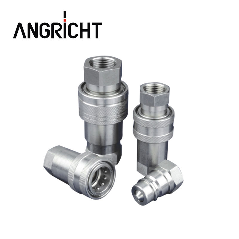 ISO7241-A High Pressure Coupling,Hydraulic quick coupling