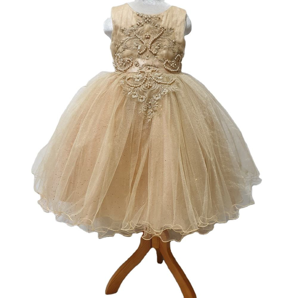 viet nam party girl dresses flower girl dress soft tulle and beading lace