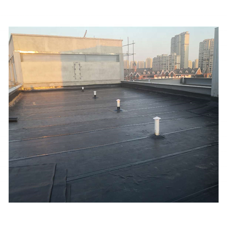 Hot Sell Product Flat Roofing Membrane EPDM Waterproof Materials