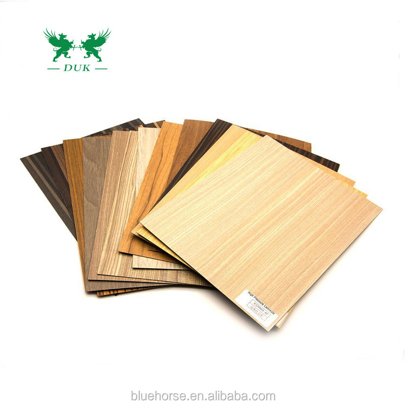 17mm Hardwood Core White Color HPL Plywood/ HPL Formica