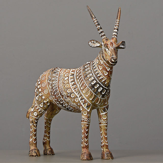 Figurine India Indian Exporters Interior African Decorations Africa Sheep Home Decoration