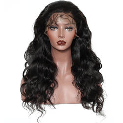 130 150 180 Density Transparent Lace 13x6 Upgraded Lace Front Wig Body Wave Brazilian Hair With Baby Hair