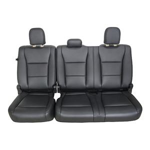 Seat cover F150 pick up truck replacement cover interior accessories vinyl car seat cover set