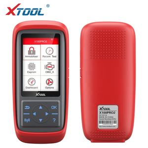 2019 XTOOL X100 PRO2 dashboard diagnostic tool odometer correction key programmer OBD2 XTOOL X100 PRO2