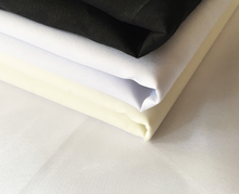 China Supplier Yarn 240T Brushed Microfiber Pongee Fabric With TPU