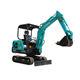 Hot-sell 2.5 ton hydraulic mini crawler excavator
