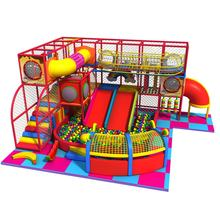 Children Playground Equipment Plastic House Kids Indoor Game Amusement Park