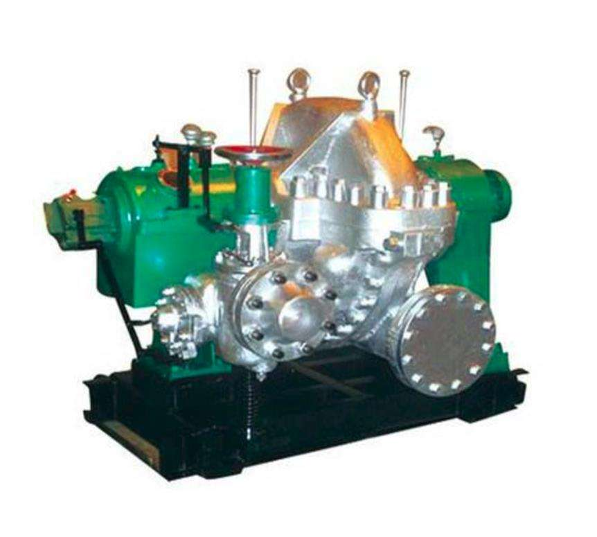 Small Condensing Steam Turbine 10KW Model N0.01-1.7