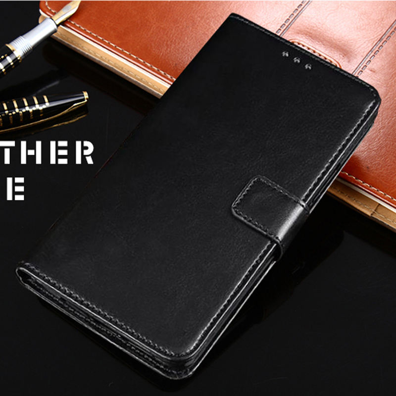Luxury Flip Leather Wallet Case for BlackBerry Key 2 Le Key one Athena Z10 DTEK70 DTEK50 Neon Soft Silicone Cover