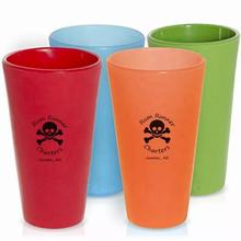 100% Food Grade Multicolor Unbreakable Silicone Drinking Water Cup For Travel
