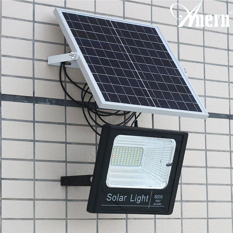 IP65 Level and Energy Saving Light Type solar led outdoor wall light, Solar power motion sensor LED Lamp