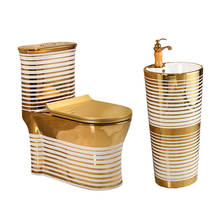 2020 chaozhou Luxury sanitary ware ceramic bathroom water closet toilet commode for starts hotel