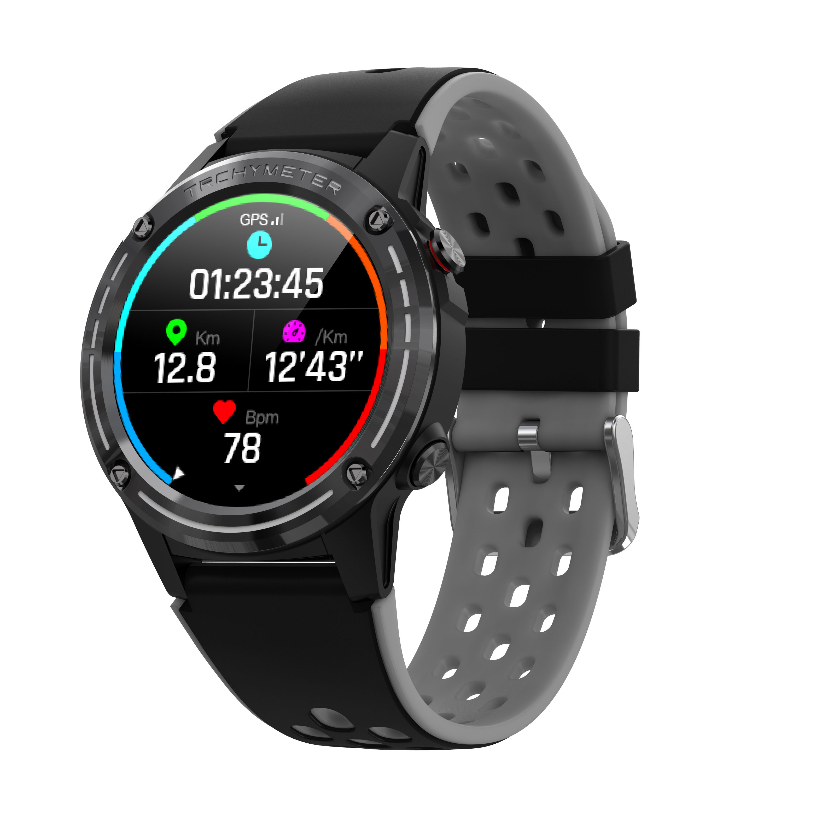 M6 watch Smart Watches GPS Altimeter Barometer Compass Heart Rate Fitness Tracker Smartwatch Android