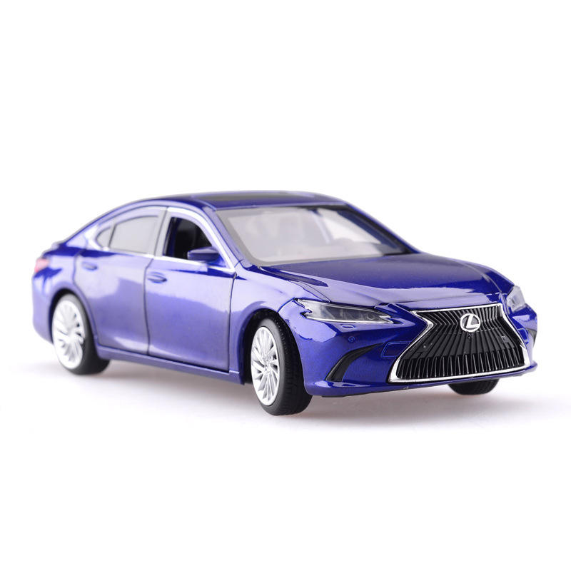 Diecast spielzeug <span class=keywords><strong>Lexus</strong></span> ES300 metall auto modell