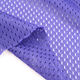 Knitted Sport Mesh Fabric Polyester Breathable Mesh Fabric for Clothing