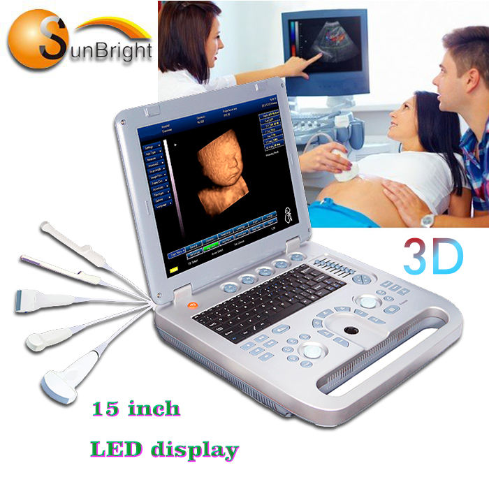New Advanced Portable ultrasound hospital For Human