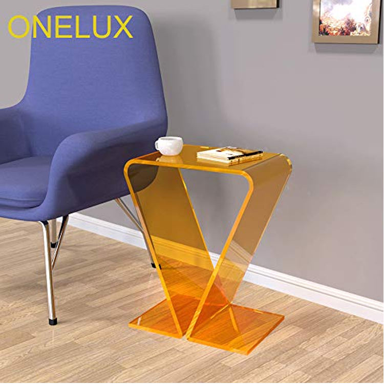Fancy Acrylic Side Table End Table
