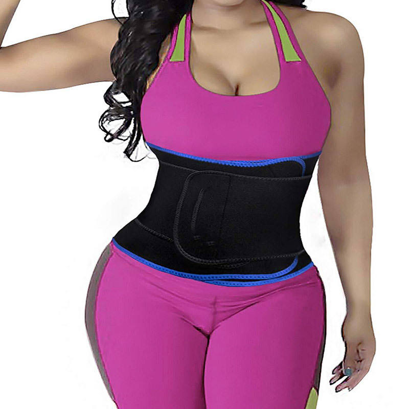 Women Body Shapers Firmly Waist Cincher Trimmer Tummy Slimming Belt Weight Loss Woman Postpartum Corset Girdle
