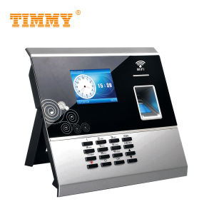 TIMMY Biometric Fingerprint Time Attendance Wifi Clocking In Attendance Time Recorder
