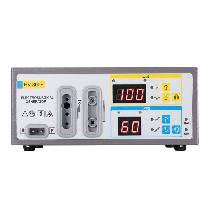 FDA Certificate 100 Watt Portable High Frequency Electrosurgical Cautery Unit