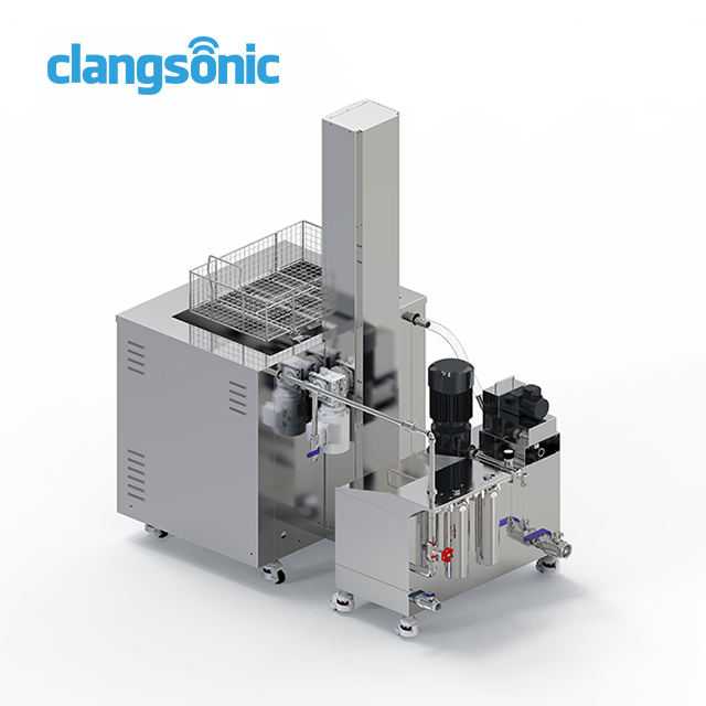 100L Pcb Ultrasonic Cleaning Machine for Filter Washing Washer Price