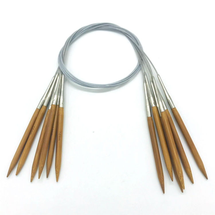 Circular Bamboo Hand Sewing Needles
