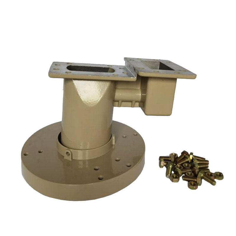 High Quality Dual Feed Horn For C Band LNB