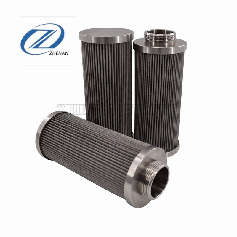 Stainless steel folding filter element for Industrial Flue Gas Dust Filtration Oil and diesel particulate filtration
