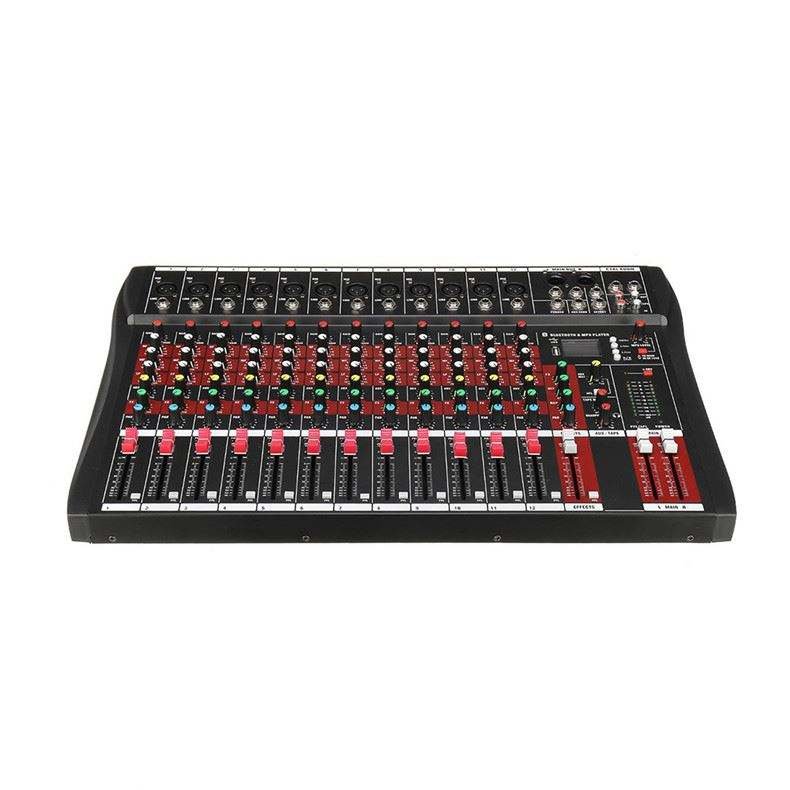 GAX-CT12 Studio Recording Mixer With Great Price