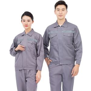 Wholesale Disposable long sleeves Labour protection suit workwear uniform Factory selling