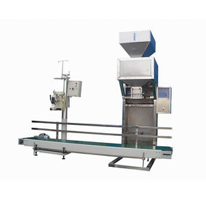 automatic 5kg 25kg 50kg rice packing machine pellet packaging machine