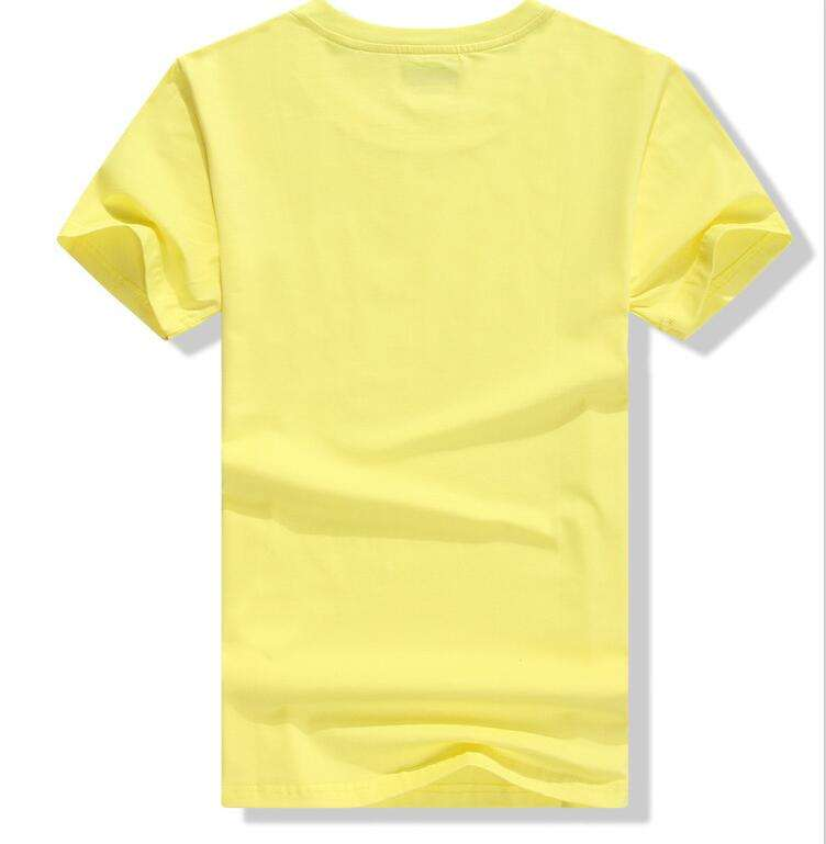 100% cotton custom promotional t shirts blank plain unisex adult event team casual t shirts online shopping