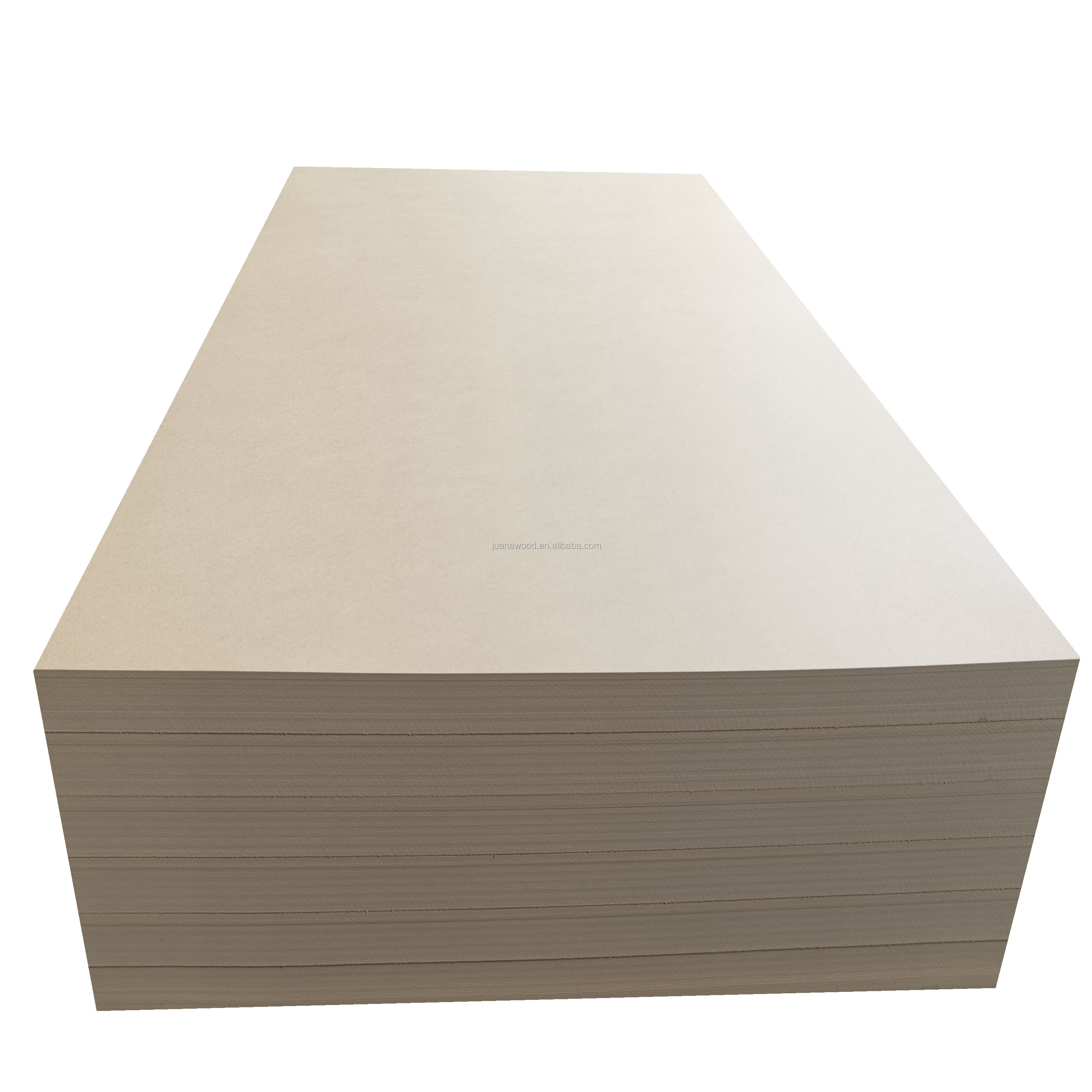 Plain oder Melamine Faced Board MDF 7mm