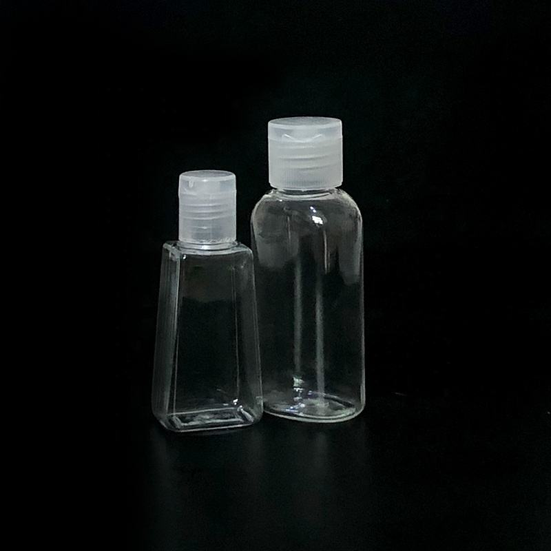Hot sale 30ml 50ml empty hotel soap bottle foam soap dispenser bottle 60ml hand sanitize bottle