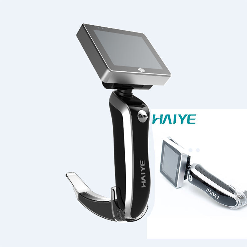 3.0 inch display Intubation assisted dental otoscope for anesthesiology department