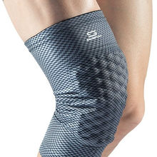 Nylon Knee Support Elastic Compression Knee Pad Sleeve Brace Breathable Compression
