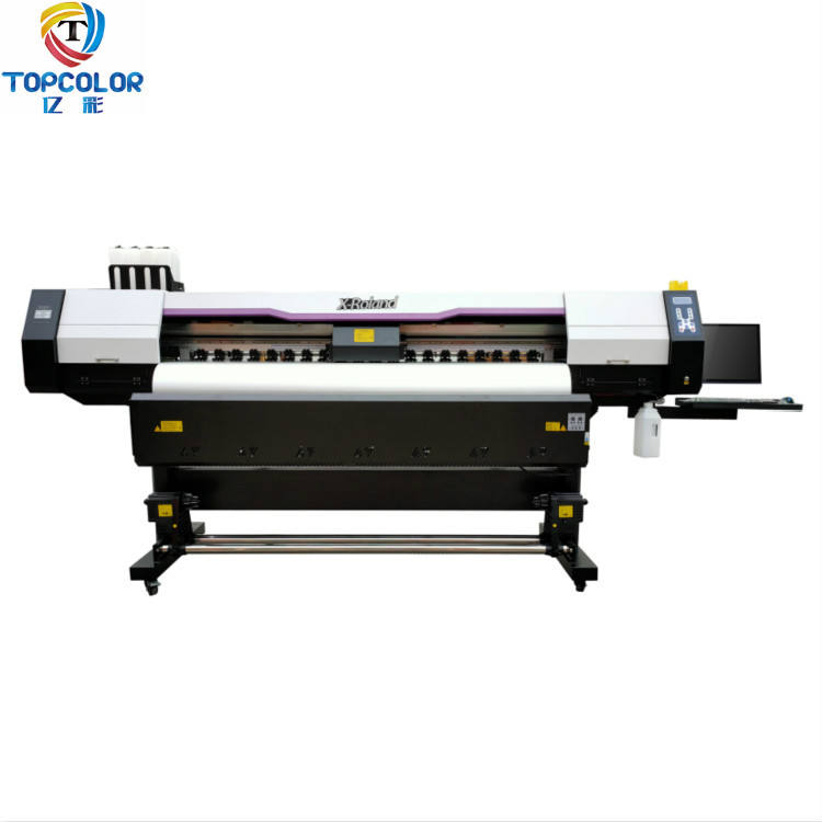 China Roll to roll popular best digital transfer printer machinery for small business opportunities Printing Shop Machines