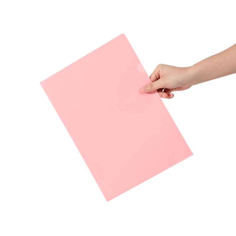 Customized Offer Business Conference Report File Cover Folder Stationery Products Management File Clear Report Cover File