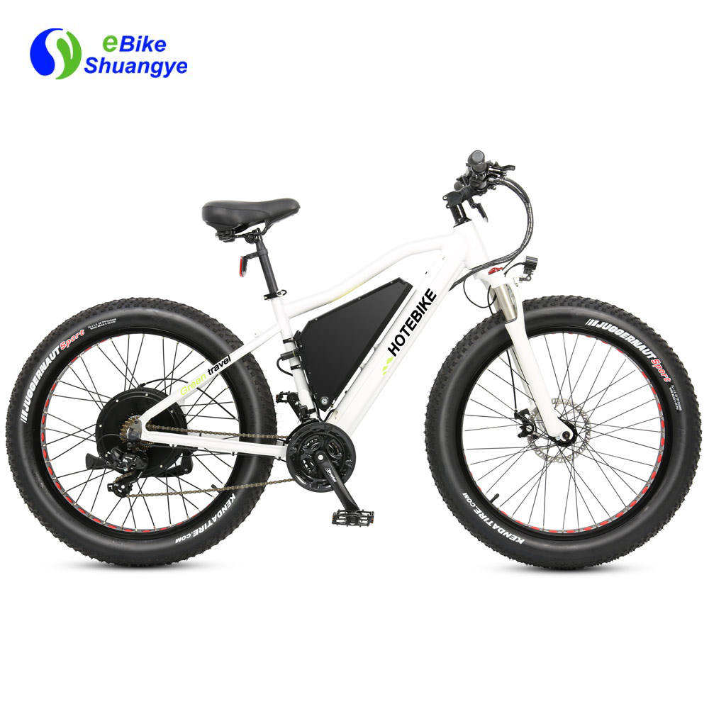 enduro ebike 48v fat tire electronic bicycle 55KM/H 500W 750W 1000W 2000W